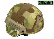 Casque tactique MICH2000 Railed - Multicam