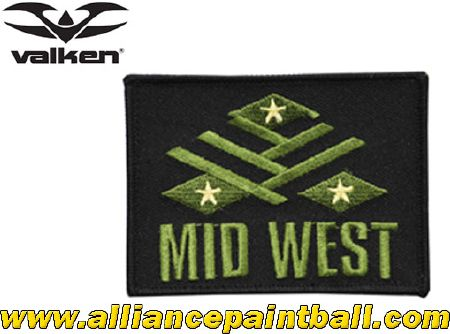 Ecusson Valken Corps Mid-West