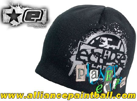 Planet Eclipse beanie Ransom black