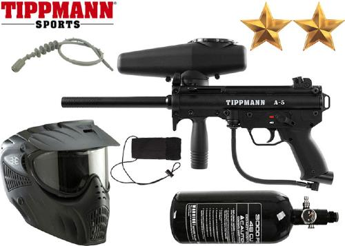 Pack Tippmann A5 air comprimé