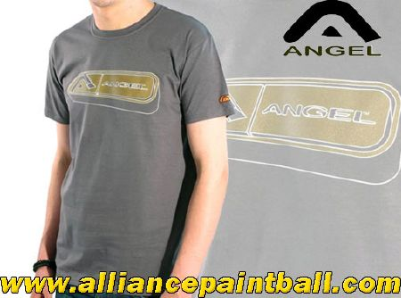 Tee-shirt Angel Tron Charcoal taille L