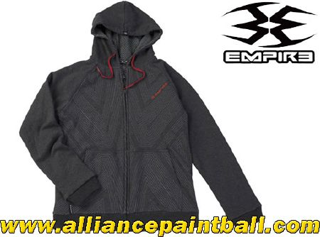 Sweat à capuche Empire Hoodie ZE Patterns taille L