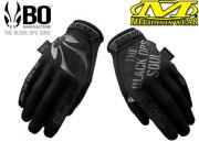 Gants Mechanix / B.O Manufacture MTO Touch black - M