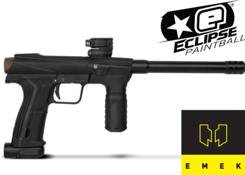 Planet Eclipse Emek standard black calibre 50