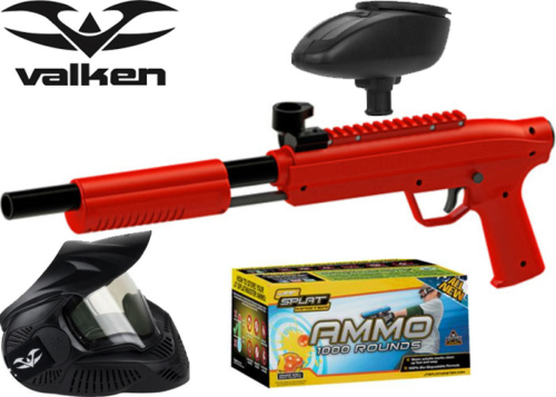 Package Valken Gotcha red