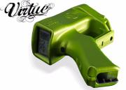 Radar Virtue Clock 2 - lime