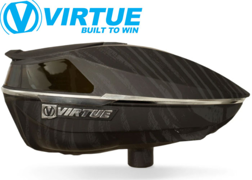 Virtue Spire IV Graphic black
