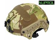 Casque tactique IBH Railed - Multicam