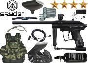 Battle Pack Spyder Xtra 2015 Diamond black air comprimé