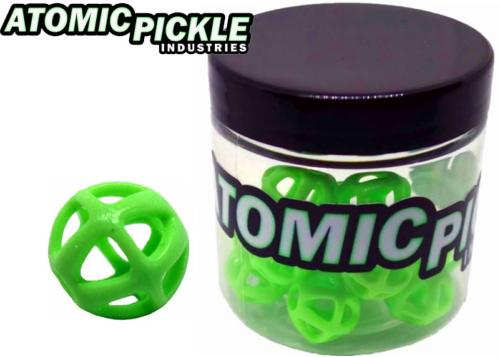 Billes Atomic Pickle Industries Atom6 v2.0 - boîte de 50