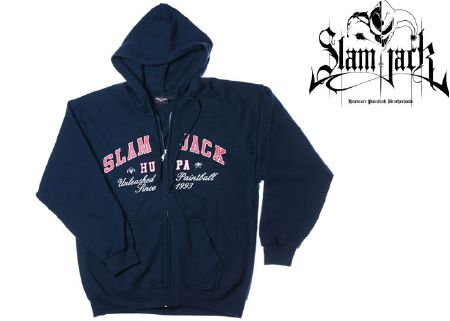 Sweat-shirt Slam Jack College zip - Taille S