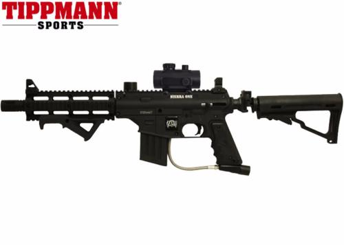 Tippmann US Army Sierra One Warfare black