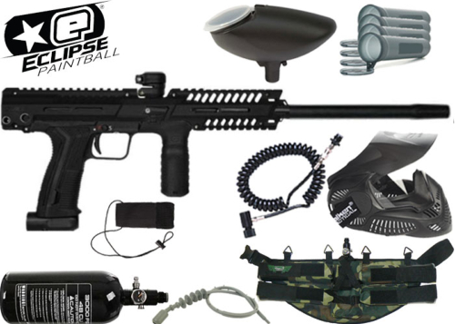 Ranger Pack Planet Eclipse Emek Tactical Sniper air comprimé