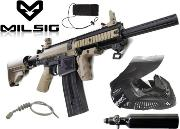 Player's pack Milsig M17 Elite desert + 500 billes offertes