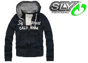 Sweat-shirt à capuche Sly California Navy taille M