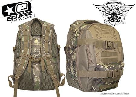 Planet Eclipse HDE backpack
