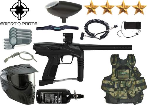 Battle Pack Smart Parts GOG eNMey black air comprimé + 500 billes offertes