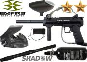Pack Paintball BT-4 Combat Slice Shadow air comprimé + 500 billes offertes