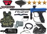 Battle Pack Proto Rize blue air comprimé