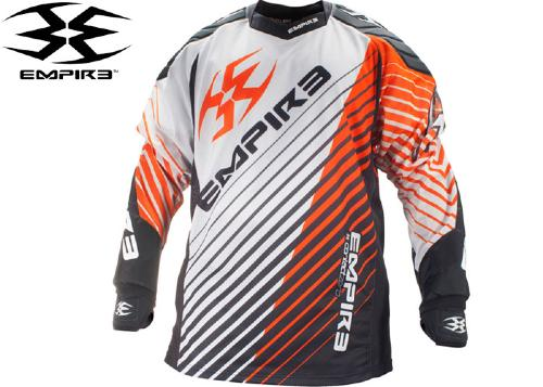Jersey Empire Contact FT - orange - L