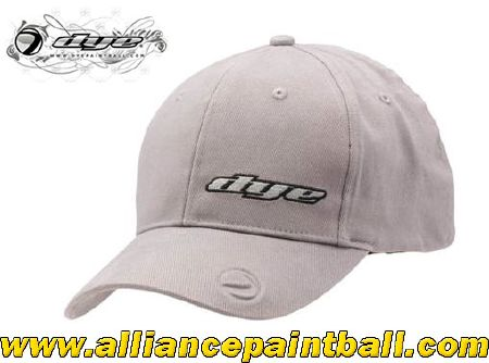 Casquette Dye Traditional grey taille S/M