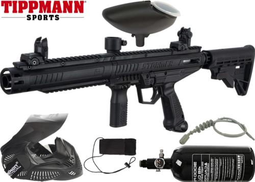 Pack Tippmann Stormer Tactical air comprimé