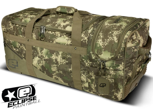 Planet Eclipse GX2 Classic Kitbag - HDE earth