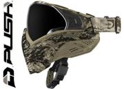 Masque Paintball Push Unite - desert camo