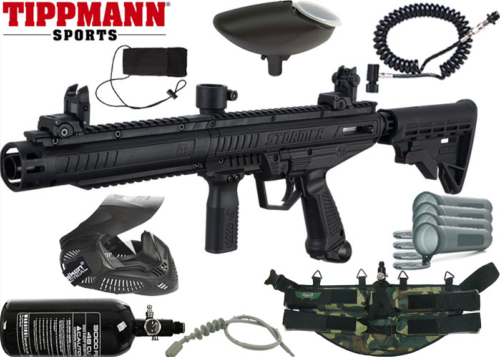 Ranger Pack Tippmann Stormer Tactical air comprimé