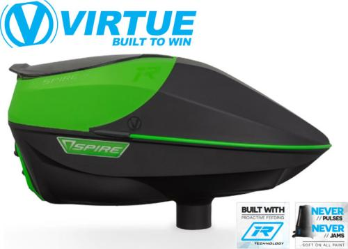 Virtue Spire IR - lime black