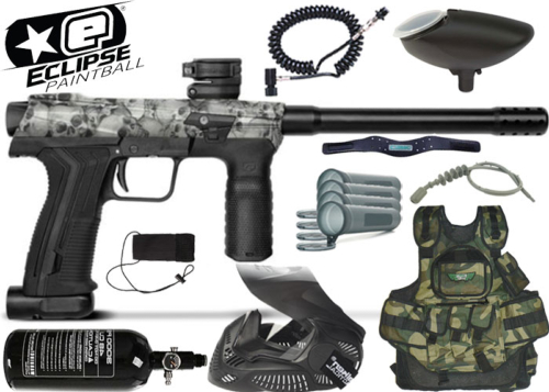 Battle Pack Planet Eclipse Emek skull air comprimé