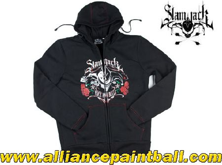 Sweat-shirt Slam Jack Rock and Balls II - taille S