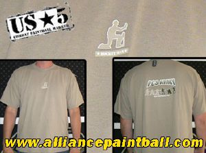 Tee-shirt PCS Army taille XL