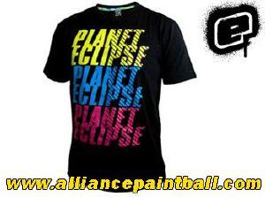 Tee-shirt Planet Eclipse Aciendo