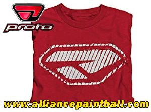 Tee-Shirt Proto Branded red taille M