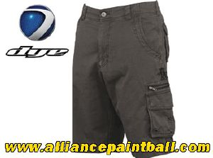 Short Dye Afflicted 09 Black Charcoal taille US 38