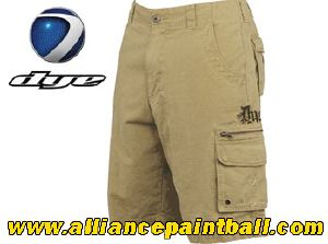 Short Dye Afflicted 09 Bone taille US 30
