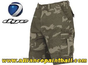 Short Dye Fort Bragg 09 Black Olive taille US 36